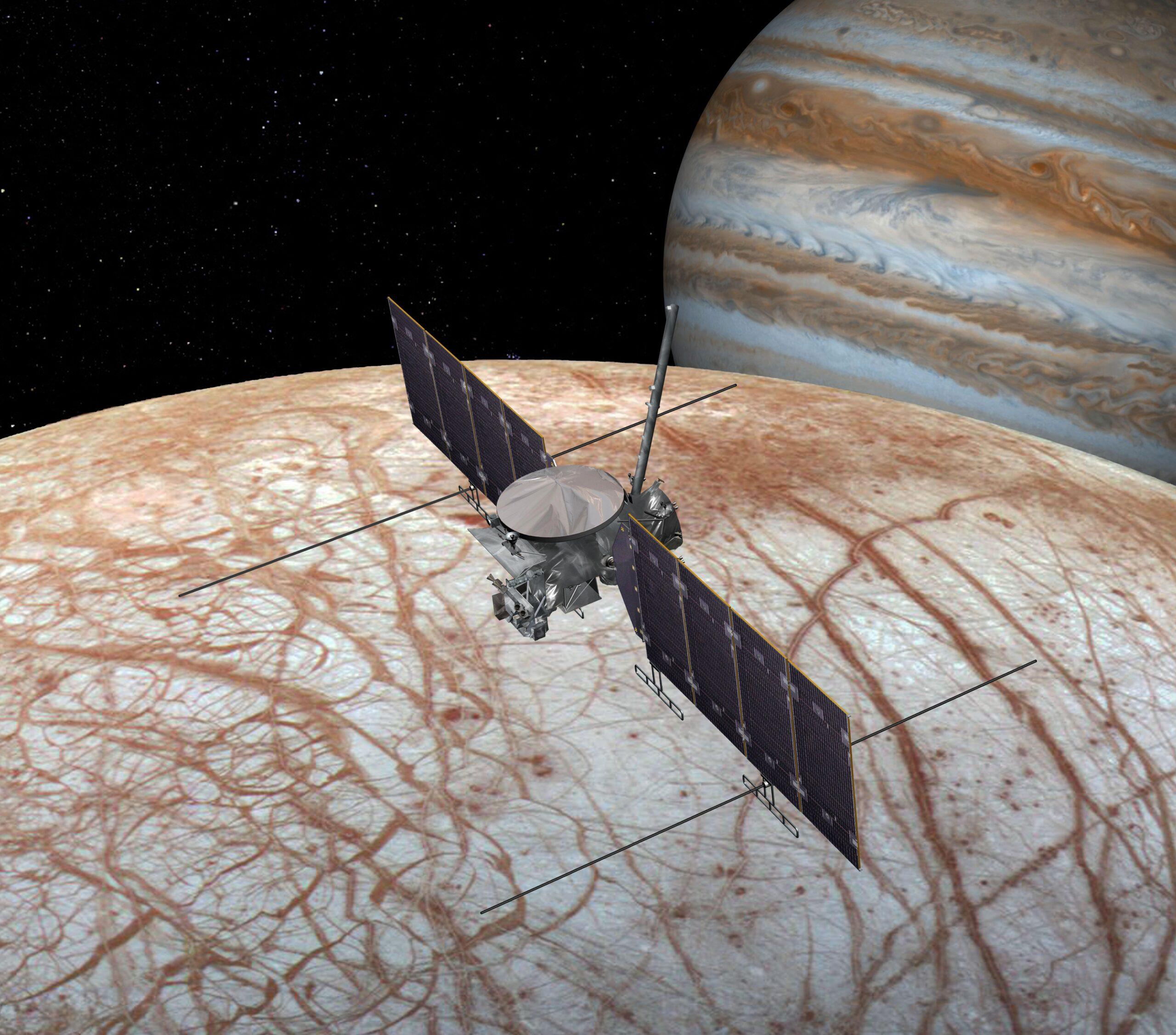 Europa Clipper, la missione per studiare uno dei satelliti di Giove