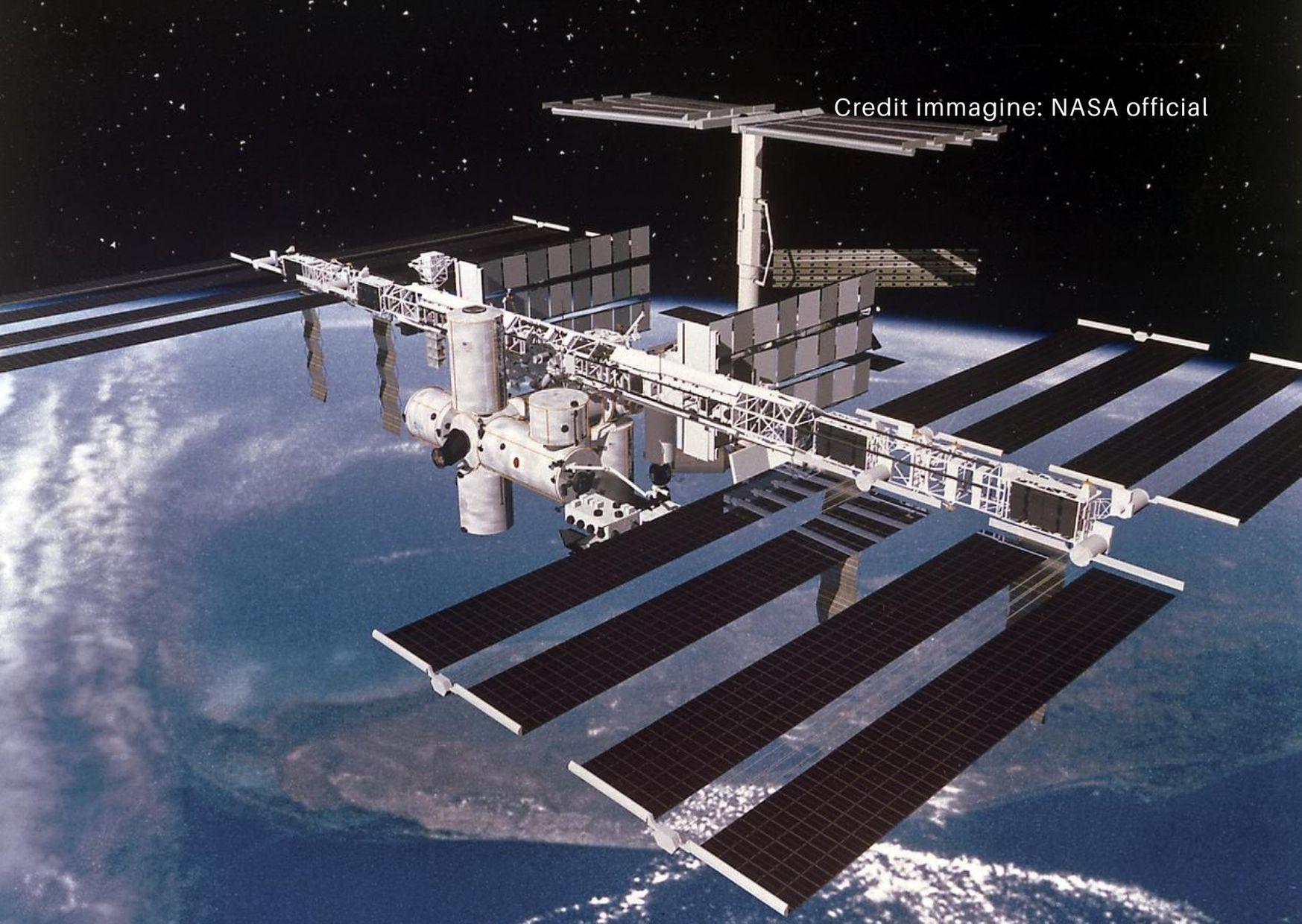 Serre spaziali per migliorare la vita sulla Terra